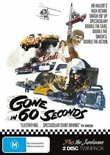 Gone In 60 Seconds - Collector's Edition / Junk Man (DVD, 2010, 2-Disc Set)