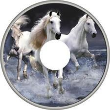 WHEELCHAIR SPOKE GUARD SKINS HORSES DESIGN
