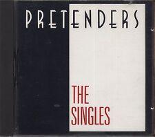 PRETENDERS - The singles - CD 1987  NEAR MINT CONDITION
