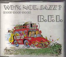 BFI-Why Not Yazz  cd maxi single 5 tracks