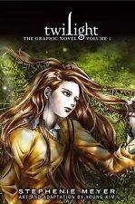 Twilight Books Twilight The Graphic Novel Vol 1  Hardcover Stephanie Meyer NEW