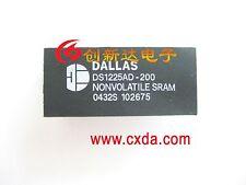 DALLAS DS1225AD-200 DIP 64k Nonvolatile SRAM