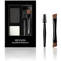 Revlon ColorStay Brow Kit, Includes Longwear Brow Powder, Clear Pomade,