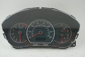 2007 2008 2009 Suzuki SX4 M/T Speedometer Gauge Cluster