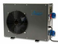 More details for aqua world wood pools 8.5kw air source heat pump for above ground pool