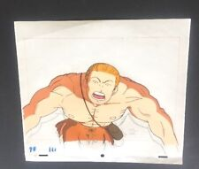 JUNGLE NO OUJA TAA-CHAN TAR-CHAN anime cel B6 & Genga ~Ray Rohr Cosmic Artifacts