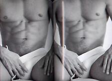 BRUCE WEBER Soundtrack for Weberbilt JAPAN PHOTO BOOK Underwear Men Male Models