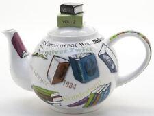Novel Teapot 18oz By Cardew Design