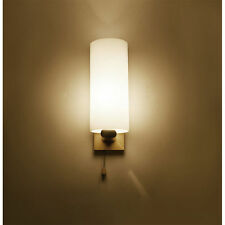 Modern Wall Sconce Oak Solid Wood Bedroom Wall Lamp Corridor/Bar Lights 6886HC