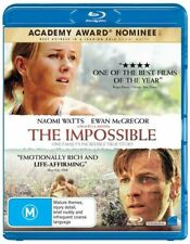 *Brand new & sealed* The Impossible (Blu-ray, 2013) Naomi Watts, Ewan McGregor