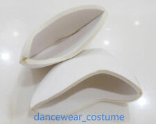 NEW Ladies Girls Foam Rubber Ballet Dance Toe Pointe Shoes Pads Protecters 1Size