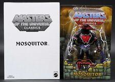 2012 Mattel Mosquitor MOTU Masters of the Universe Classics MOTUC MOC