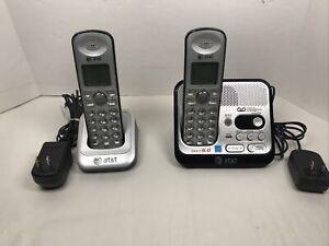 AT&T Cordless Phone Answering Machine Base #EL52250 Handset