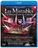 New Les Miserables 25Th Anniversary Concert Blu-Ray