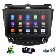 For 2003-2007 Honda Accord 7 Android 9.0 Car Radio GPS Navigation Player 10.1''~