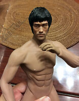 TOP SAL1/6Scale Bruce Lee Ganghood Body Combo Variable Posable Doll High quality