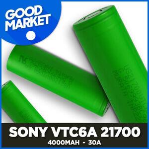★★ ACCU SONY VTC6A 21700 4000MAH ★ LOT PACK 21700 4000 MAH ★★