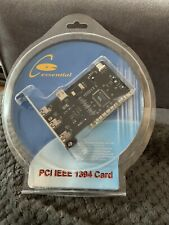 IEEE 1394A PCI-E Controller Card - 3 Ports