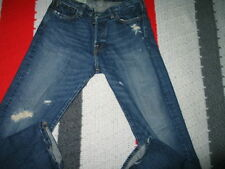 Abercrombie and Fitch men's jeans Mason Low Rise Straight  from Guatemala 30x30