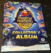 Morrisons Cards - Disney Land Paris Magical Moments Festival, Full Album
