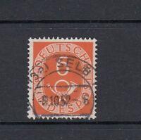 Luxus BRD Mi-Nr. 126 zentrisch gestempelt Selb