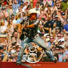 GARTH BROOKS - DOUBLE LIVE NEW CD