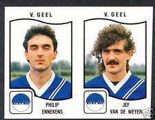 Panini Sticker - Belgium Football 1990 - No 390 - V.Geel - Philip Ennekens