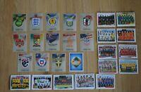 Panini Frauen WM 2019 France Sticker aus allen Stickern Nr. 233 - 480 aussuchen
