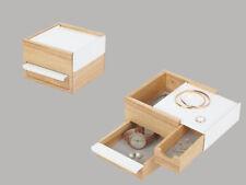 Mini stowit Joyería Caja Blanco Natural by Umbra 1005314-390 Joyero