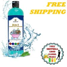 Natural Pet Shampoo Fresh 2in1 For Puppies Cat/Dogs Conditioner Effective sale!