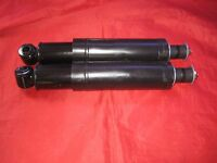 REAR SHOCK ABSORBERS PAIR X2 MITSUBISHI SHOGUN 2.5TD 3.0i 1991 to 2000 FIRSTLINE