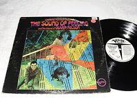 "Olivia Nelson ""The Sound of Feeling"" 1960's Rock/Jazz LP, VG-, Mono, Promo WLP"