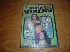 "VIDEO VIXENS DVD MR SKIN SAYS ""SKINTASTIC""  GLOBAL SHIPPING HAPPY HALLOWEEN"