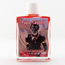 Papa Candelo Spiritual Oil, Spiritual guidance, financial gain, success,