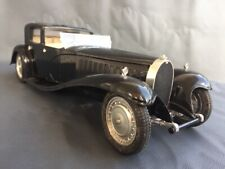 Vintage Bugatti Type 41 Royale Coupe de Ville sedan Solido 1/21