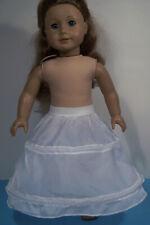 "Debs CRINOLINE Petticoat Slip On Underskirt Doll Clothes For 18/"" American Girl"