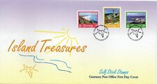 1997 Guernsey Self Stick Definitive Issue (1) First Day Cover