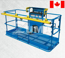 Genie 1261022GT - NEW Genie Fall Arrest Bar Assembly - 8 Ft Basket -- In Canada!