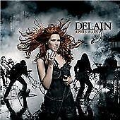 Delain - April Rain (2010) CD ALBUM