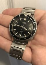 Vintage Seiko 7025-8099 Diver 17j Automatic 428 Stainless 725A Men's Watch