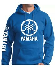 Yamaha Pullover Sweatshirt Motocross YZF R1 R6 YFZ Honda Yamaha Racing Hoodie