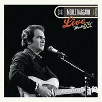 Haggard Merle - Live from Austin, Tx '78 (Vinyl Color Limited Edt.) [VINYL]