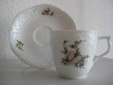 Rosenthal Sanssouci Braune Rose  ♥ Kaffeetasse & Untertasse ♥ Brown Rose ♥