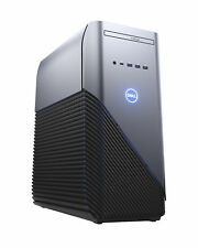 Dell Inspiron 5680 b210103au Intel Core i5 8400, 8GB RAM, 128GB SSD + 1TB HDD Gaming Desktop PC - Black