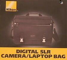 Nikon DSLR/ Laptop Shoulder Bag for DSLR, Lenses and Accessories NWT