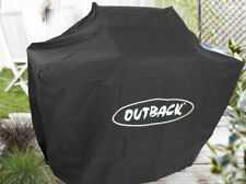 """Outback Barbecue Cover To Fit Trooper & Spectrum """"TWO BURNER"""" Hooded OUT370051"""