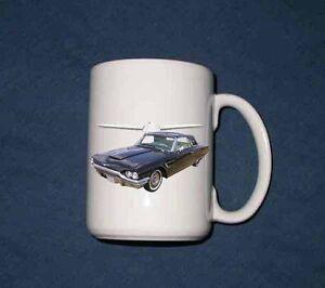 New 15 Oz. 1965 Ford T-Bird mug!