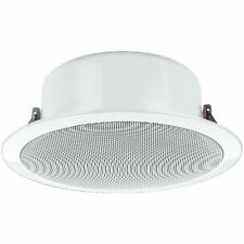 MONACOR EDL-38TW ALTOPARLANTE PA 200MM DA SOFFITTO CON TWEETER INTEGRATO 100VOLT