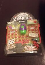 New 2012 Squinkies Zinkies Space Alliance 36 Squinkies Vehicle Magnifier Capsule