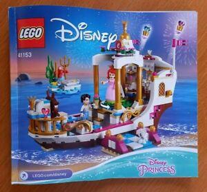LEGO Disney Princess Arielles königliches Hochzeitsboot - 41153